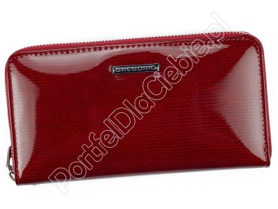 Bardzo duży portfel damski Gregorio LN-119