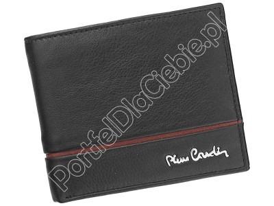 Portfel skórzany Pierre Cardin SAH TILAK15 8824 RFID