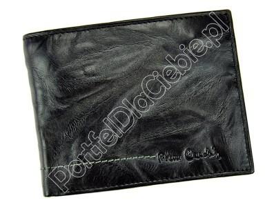 Portfel skórzany Pierre Cardin 02 TEXAS 325 - Kolor czarny