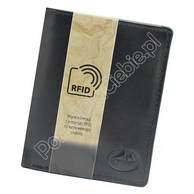 Portfel skórzany EL FORREST 889/A-67 RFID