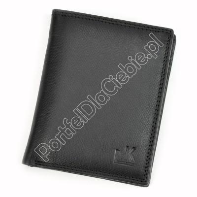 Portfel skórzany Money Kepper CN 5601 RFID