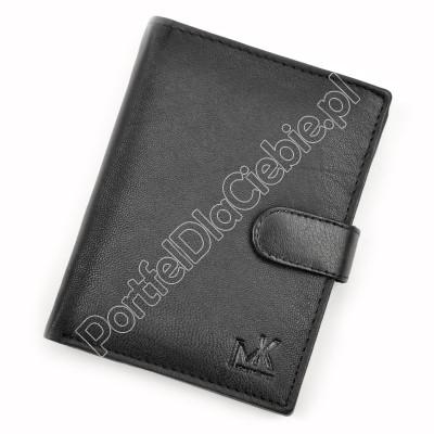 Portfel skórzany Money Kepper CC 5601B
