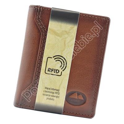 Portfel skórzany EL FORREST 854-29 RFID