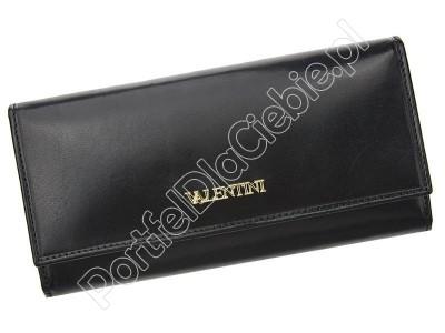 Skórzany damski portfel Valentini 5702 G17