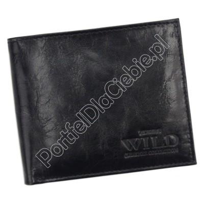 Portfel skórzany Wild N2002-VTK
