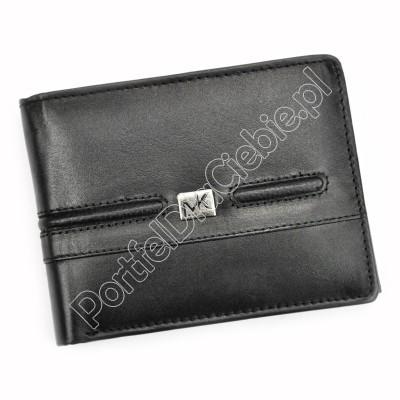 Portfel skórzany Money Kepper MT107 CC5600 RFID