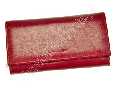 Kolorowy portfel damski Z.Ricardo 035