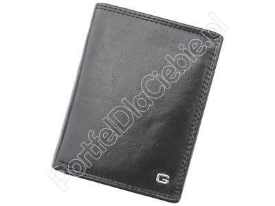 Portfel skórzany Gregorio N4-CV RFID