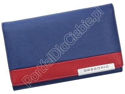 Kolorowy portfel damski Gregorio FRZ-101