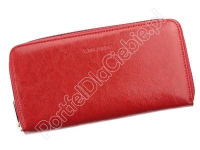 Damski skórzany portfel Z.Ricardo 090