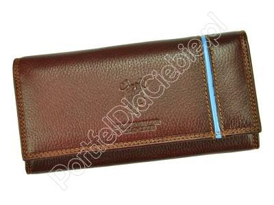 Kolorowy portfel damski Harvey Miller Polo Club 5313 PL11