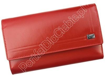 Duży damski portfel Rovicky CPR-047-BAR