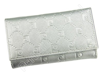 Portfel Pierre Cardin P79 455 - Kolor srebrny