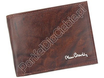 Portfel skórzany Pierre Cardin FOSSIL TILAK12 325 RFID
