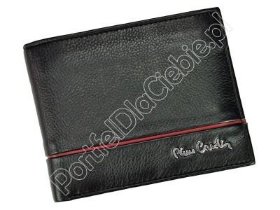 Portfel skórzany Pierre Cardin SAHARA TILAK15 8806 RFID