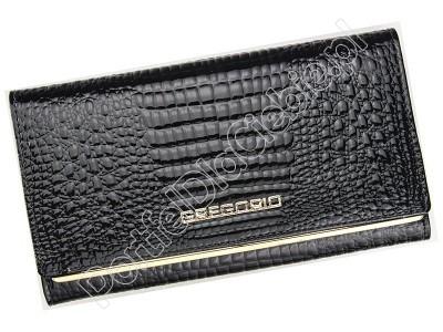 Bardzo duży portfel damski Gregorio SLL-114