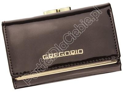 Skórzany portfel damski Gregorio ZLL-117