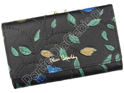 Kolorowy portfel damski Pierre Cardin 04 PLANT 108