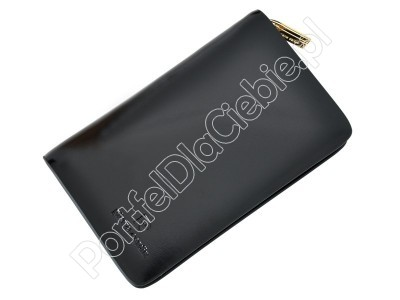 Skorzany portfel damski Pierre Cardin GP02 50023