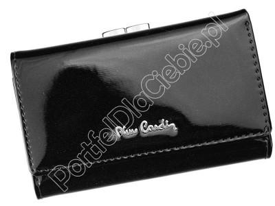 Portfel skórzany Pierre Cardin 05 LINE 108 - Kolor czarny