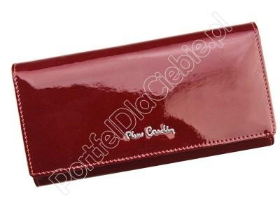 Damski skórzany portfel Pierre Cardin 05 LINE 114