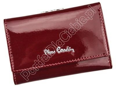Damski portfel skórzany Pierre Cardin 05 LINE 117