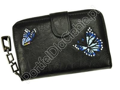 Duży damski portfel Eslee 6272