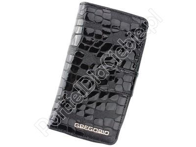 Damski skórzany portfel Gregorio FS-116